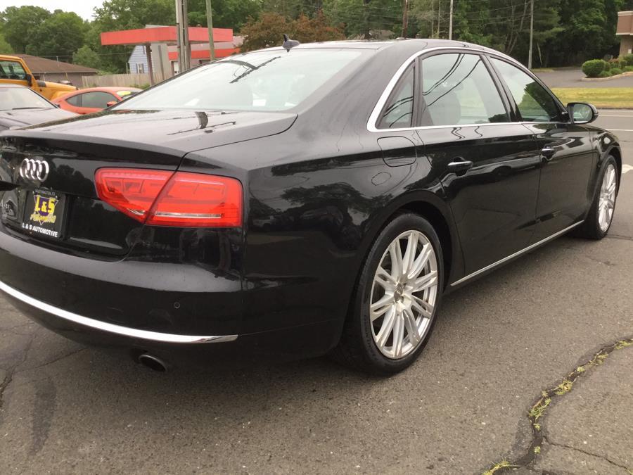 Used Audi A8 L 4dr Sdn 3.0L 2013 | L&S Automotive LLC. Plantsville, Connecticut