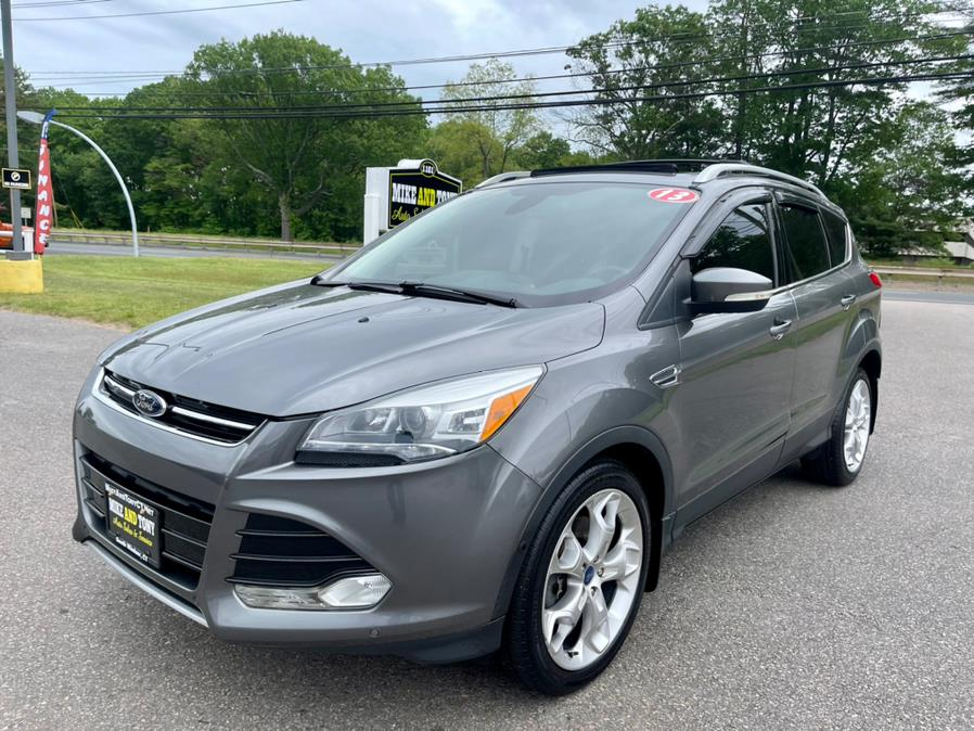 Used Ford Escape 4WD 4dr Titanium 2013 | Mike And Tony Auto Sales, Inc. South Windsor, Connecticut