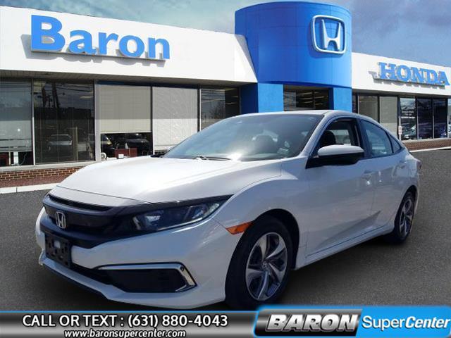 Used Honda Civic Sedan LX 2019 | Baron Supercenter. Patchogue, New York