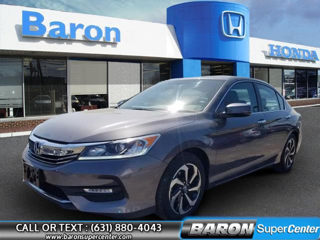 Used Honda Accord Sedan EX 2017 | Baron Supercenter. Patchogue, New York