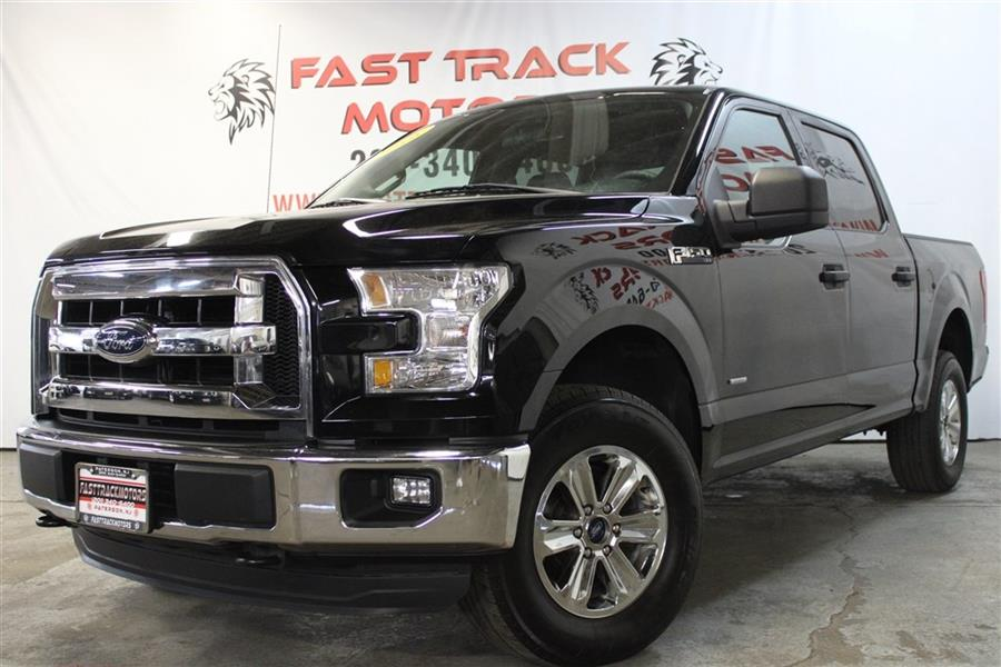 Used Ford F150 SUPERCREW 2016   Fast Track Motors. Paterson, New Jersey