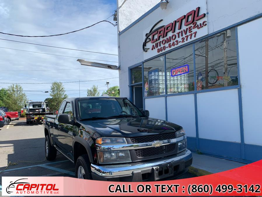 Used 2007 Chevrolet Colorado in Manchester, Connecticut | Capitol Automotive 2 LLC. Manchester, Connecticut