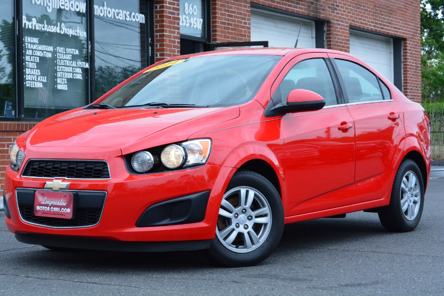 Used 2014 Chevrolet Sonic in ENFIELD, Connecticut | Longmeadow Motor Cars. ENFIELD, Connecticut