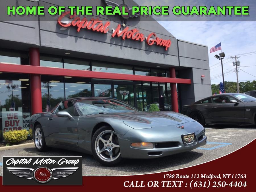 Used 2004 Chevrolet Corvette in Medford, New York | Capital Motor Group Inc. Medford, New York