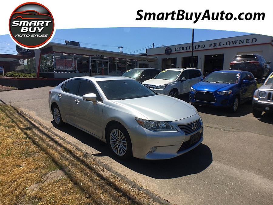 Used Lexus ES 350 4dr Sdn 2013 | Smart Buy Auto Sales, LLC. Wallingford, Connecticut