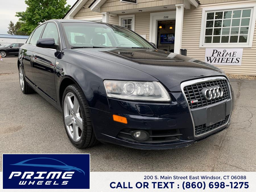 Used 2008 Audi A6 in East Windsor, Connecticut | Prime Wheels. East Windsor, Connecticut