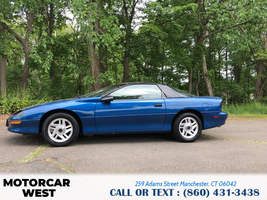 Used Chevrolet Camaro 2dr Coupe Z28 1994 | Motorcar West. Manchester, Connecticut