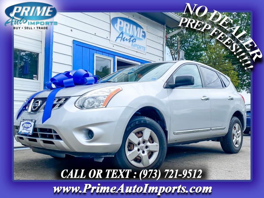Used 2011 Nissan Rogue in Bloomingdale, New Jersey | Prime Auto Imports. Bloomingdale, New Jersey