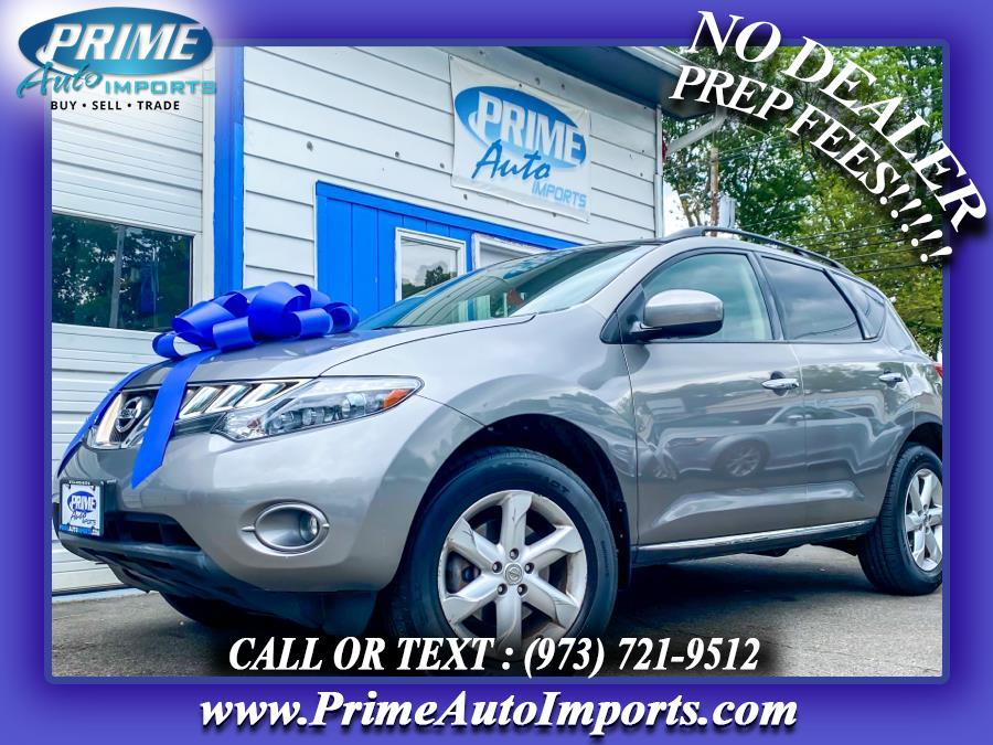 Used 2010 Nissan Murano in Bloomingdale, New Jersey | Prime Auto Imports. Bloomingdale, New Jersey