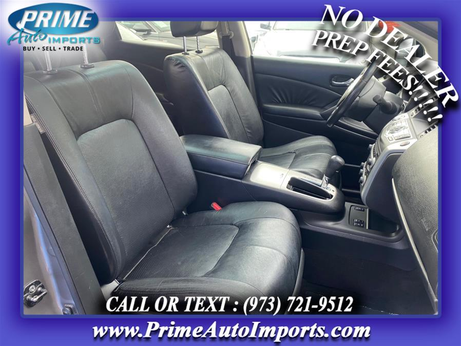 Used Nissan Murano AWD 4dr SL 2010   Prime Auto Imports. Bloomingdale, New Jersey