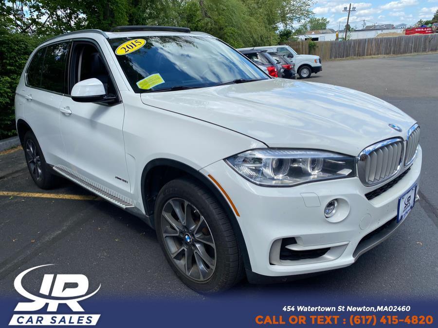 Used BMW X5 AWD 4dr xDrive35i 2015   JR Car Care. Newton, Massachusetts