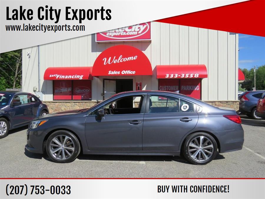 Used Subaru Legacy 2.5i Limited AWD 4dr Sedan 2016 | Lake City Exports Inc. Auburn, Maine