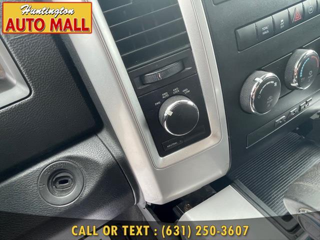 "Used Ram 1500 4WD Quad Cab 140.5"" Sport 2012 | Huntington Auto Mall. Huntington Station, New York"