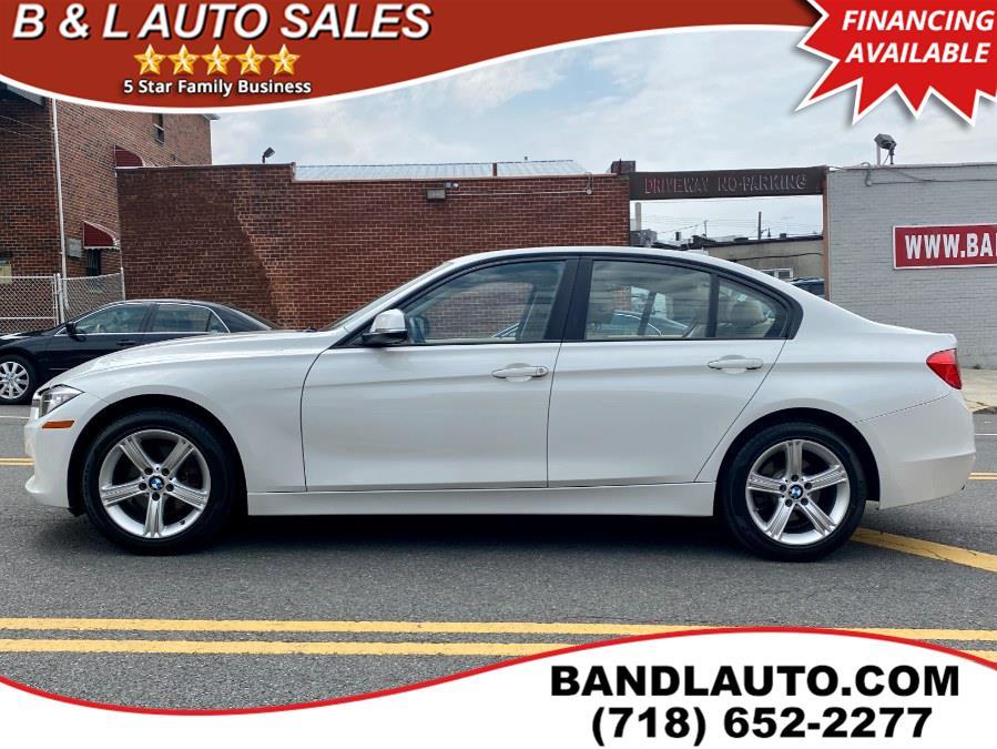 Used BMW 3 Series 4dr Sedan 328i xDrive AWD SULEV 2014 | B & L Auto Sales LLC. Bronx, New York