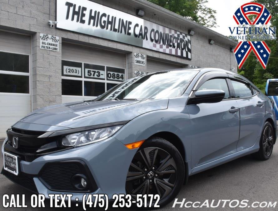 Used 2018 Honda Civic Hatchback in Waterbury, Connecticut   Highline Car Connection. Waterbury, Connecticut