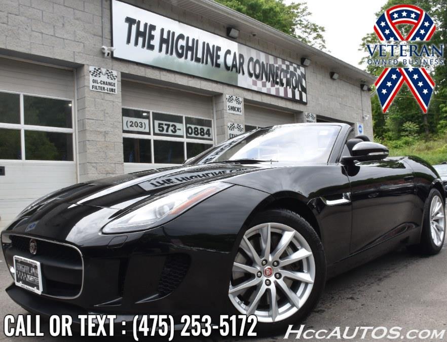 Used 2017 Jaguar F-TYPE in Waterbury, Connecticut | Highline Car Connection. Waterbury, Connecticut
