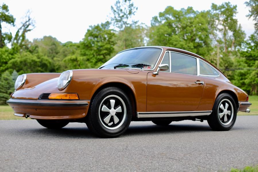 Used Porsche 911 911 E 1973 | Meccanic Shop North Inc. North Salem, New York