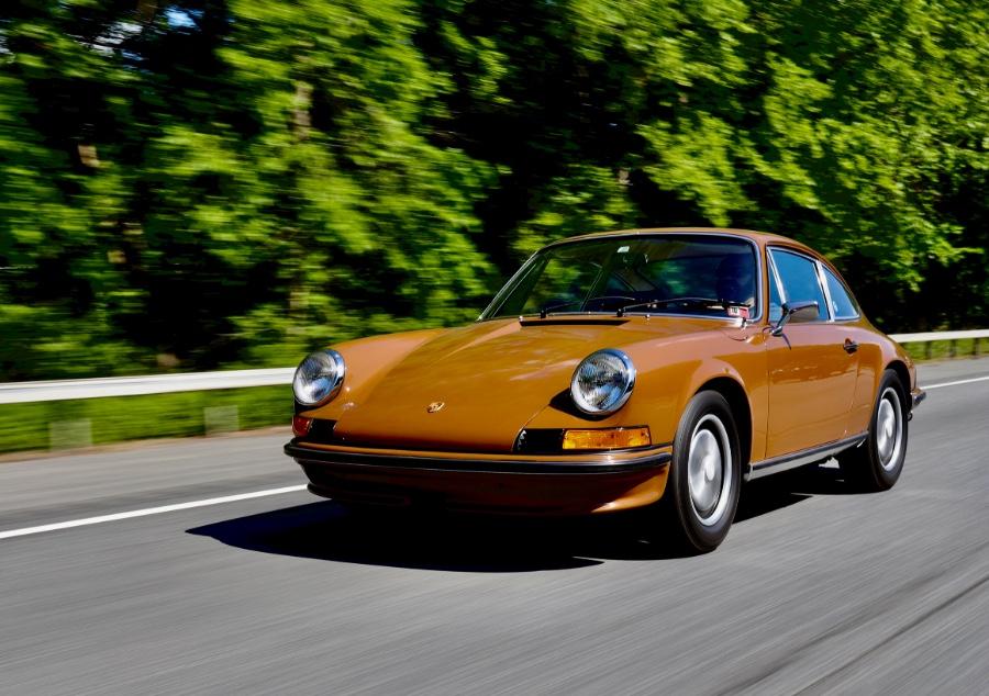 Used 1973 Porsche 911 in North Salem, New York | Meccanic Shop North Inc. North Salem, New York
