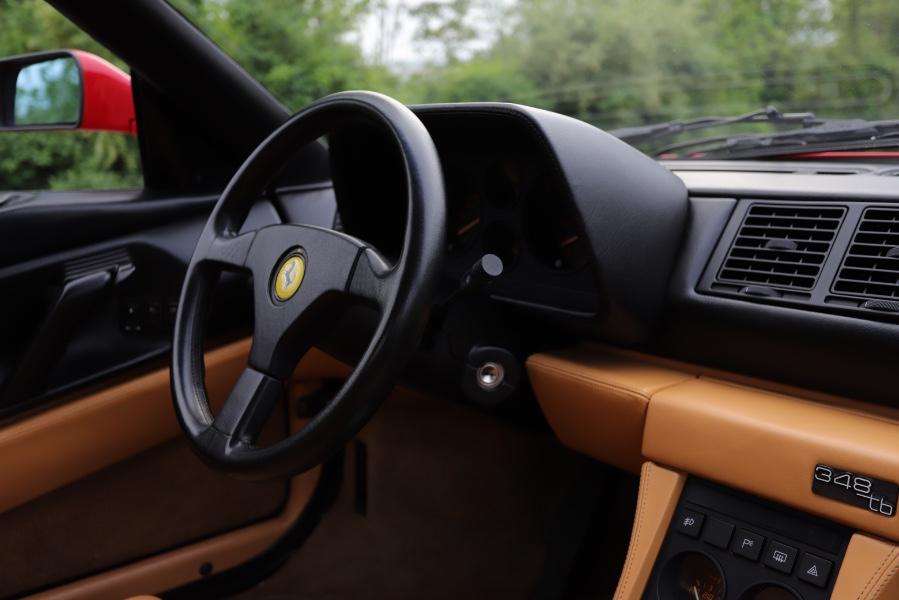 Used Ferrari 348 TB 1992 | Meccanic Shop North Inc. North Salem, New York