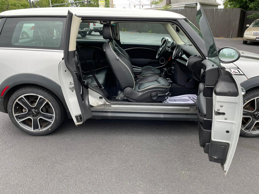 Used MINI Cooper Clubman 2dr Cpe S 2011 | Chip's Auto Sales Inc. Milford, Connecticut