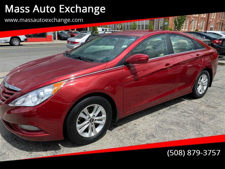 Used 2013 Hyundai Sonata in Framingham, Massachusetts   Mass Auto Exchange. Framingham, Massachusetts