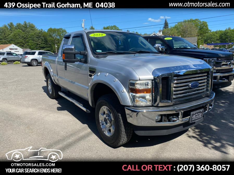 Used Ford Super Duty F-250 SRW XLT 2010   Ossipee Trail Motor Sales. Gorham, Maine