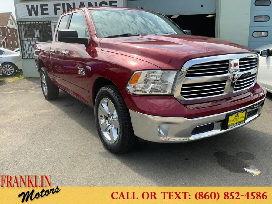 Used 2014 Ram 1500 in Hartford, Connecticut | Franklin Motors Auto Sales LLC. Hartford, Connecticut
