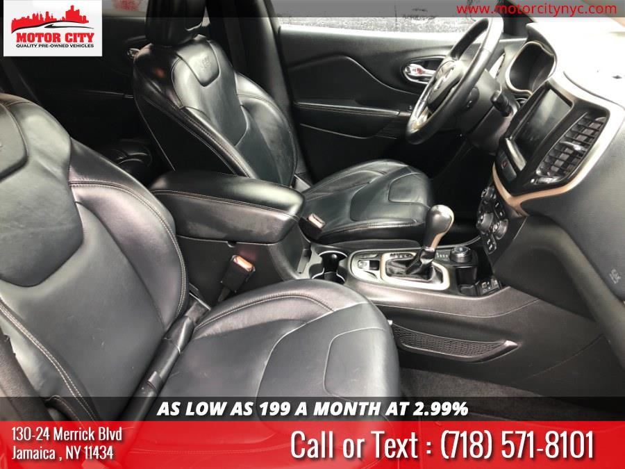 Used Jeep Cherokee 4WD 4dr Limited 2014 | Motor City. Jamaica, New York