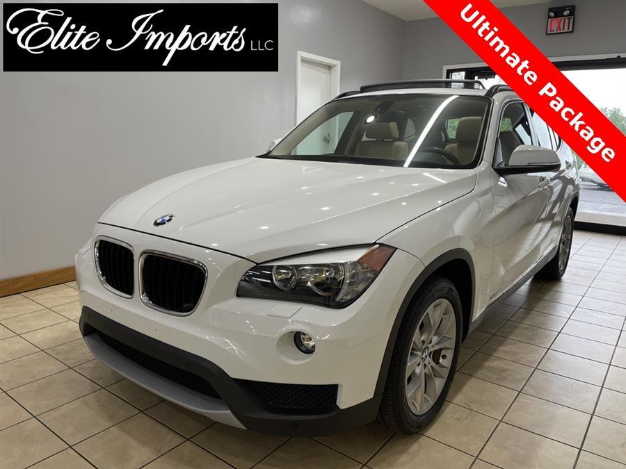 Used BMW X1 xDrive28i 2014   Elite Imports LLC. West Chester, Ohio