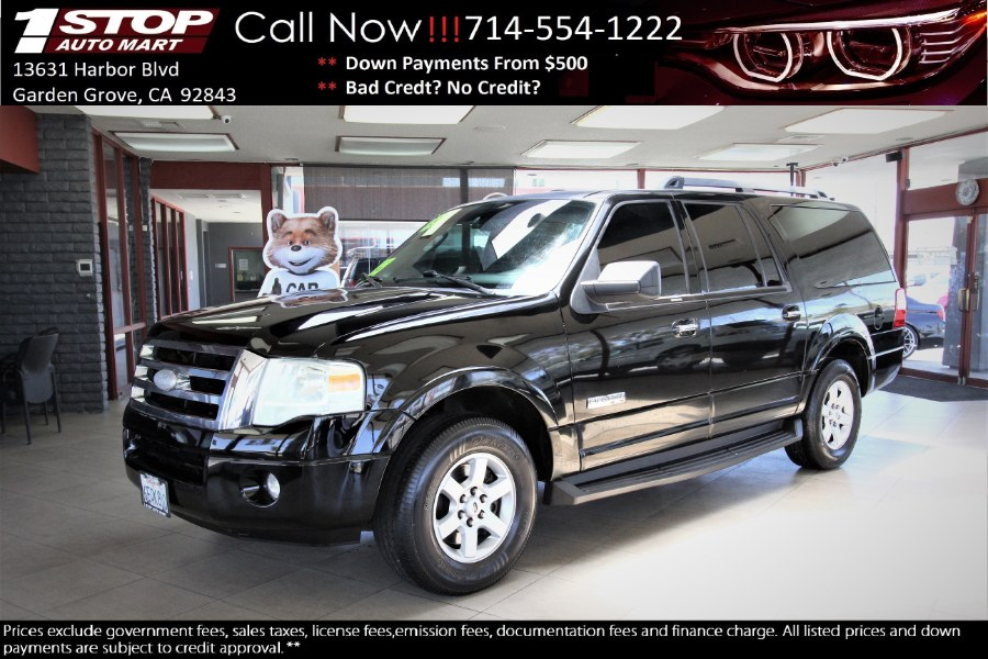 Used 2008 Ford Expedition EL in Garden Grove, California   1 Stop Auto Mart Inc.. Garden Grove, California