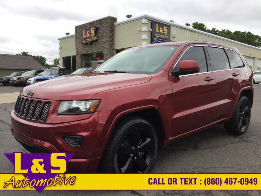 Used 2014 Jeep Grand Cherokee in Plantsville, Connecticut | L&S Automotive LLC. Plantsville, Connecticut