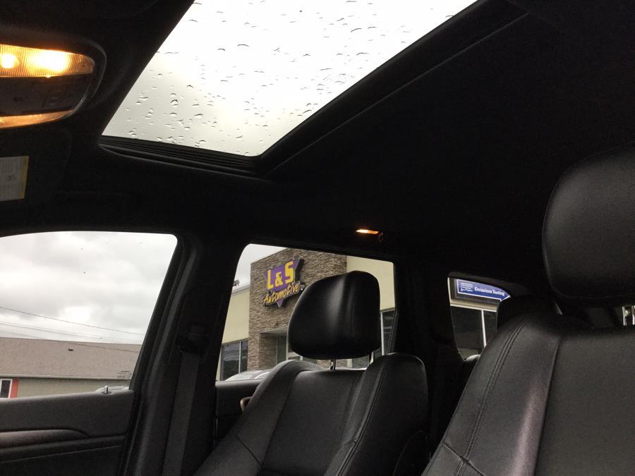 Used Jeep Grand Cherokee 4WD 4dr Laredo 2014   L&S Automotive LLC. Plantsville, Connecticut