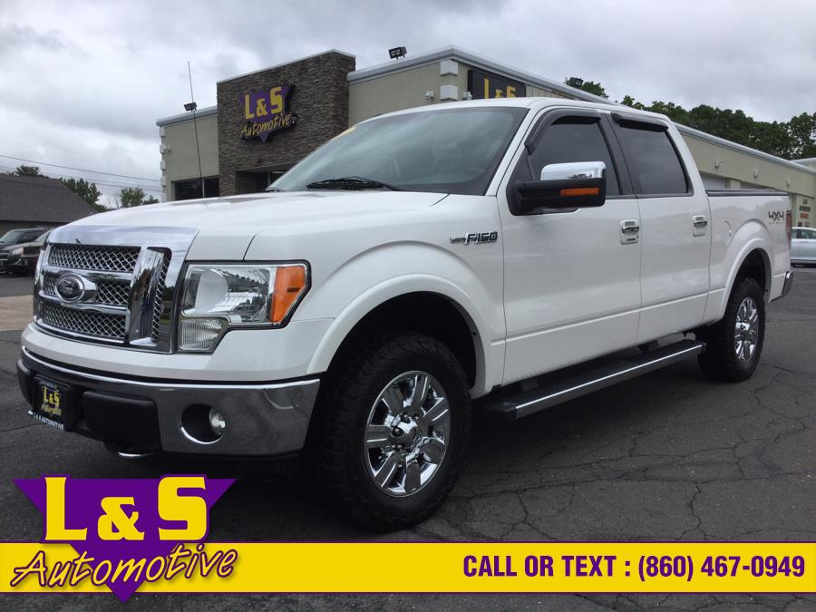 Used 2012 Ford F-150 in Plantsville, Connecticut | L&S Automotive LLC. Plantsville, Connecticut