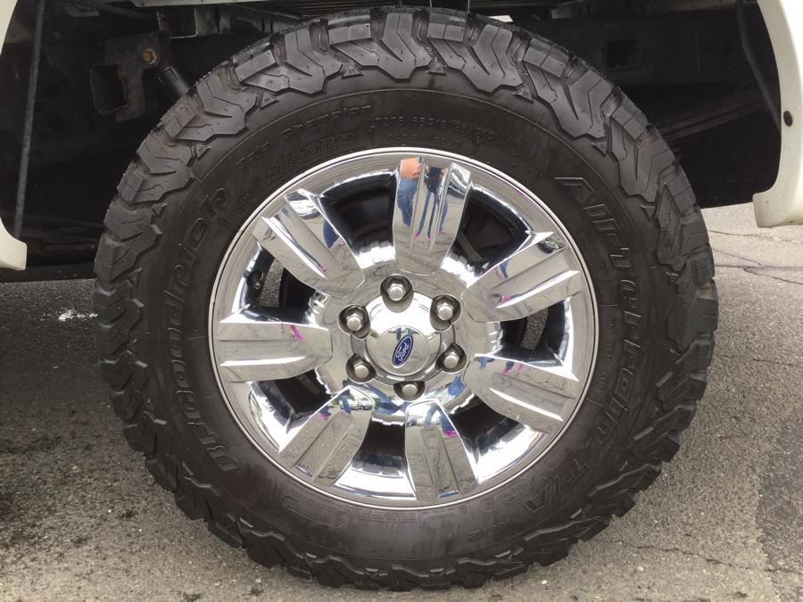 "Used Ford F-150 4WD SuperCrew 145"" Lariat 2012   L&S Automotive LLC. Plantsville, Connecticut"
