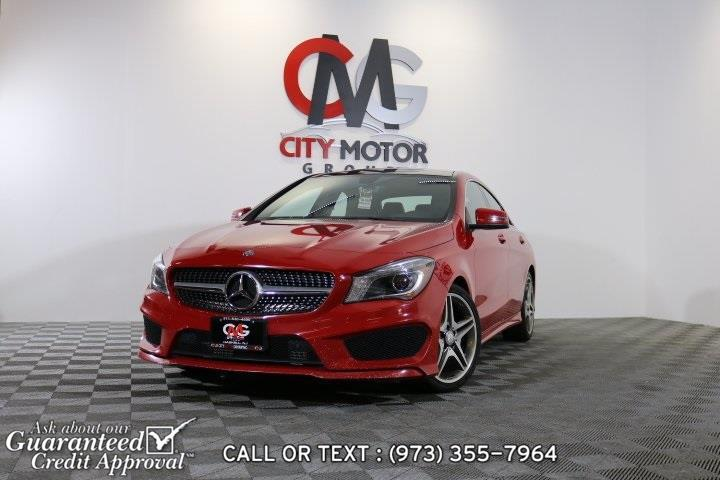 Used 2014 Mercedes-benz Cla in Haskell, New Jersey   City Motor Group Inc.. Haskell, New Jersey