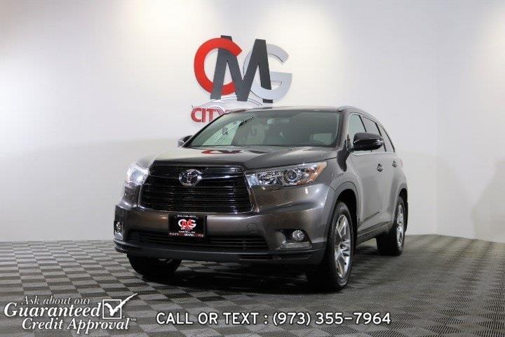 Used 2014 Toyota Highlander in Haskell, New Jersey | City Motor Group Inc.. Haskell, New Jersey