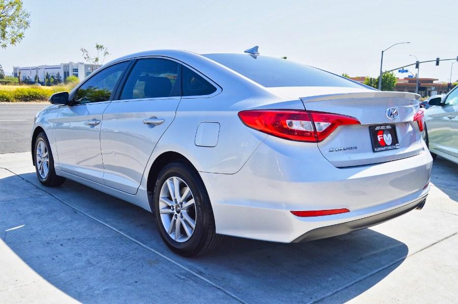 Used Hyundai Sonata 2.4L PZEV 2017 | Fusion Motors Inc. Moreno Valley, California