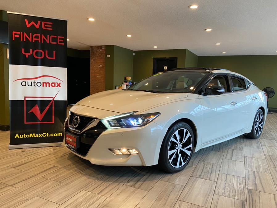 Used 2018 Nissan Maxima in West Hartford, Connecticut | AutoMax. West Hartford, Connecticut