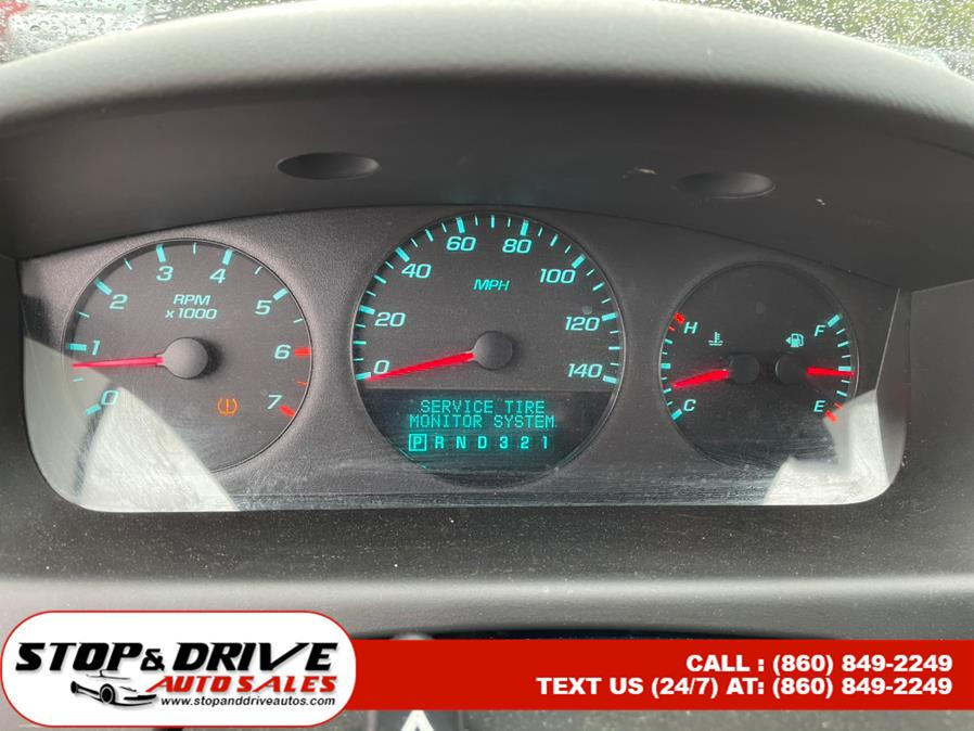 Used Chevrolet Impala 4dr Sdn LS 2010 | Stop & Drive Auto Sales. East Windsor, Connecticut