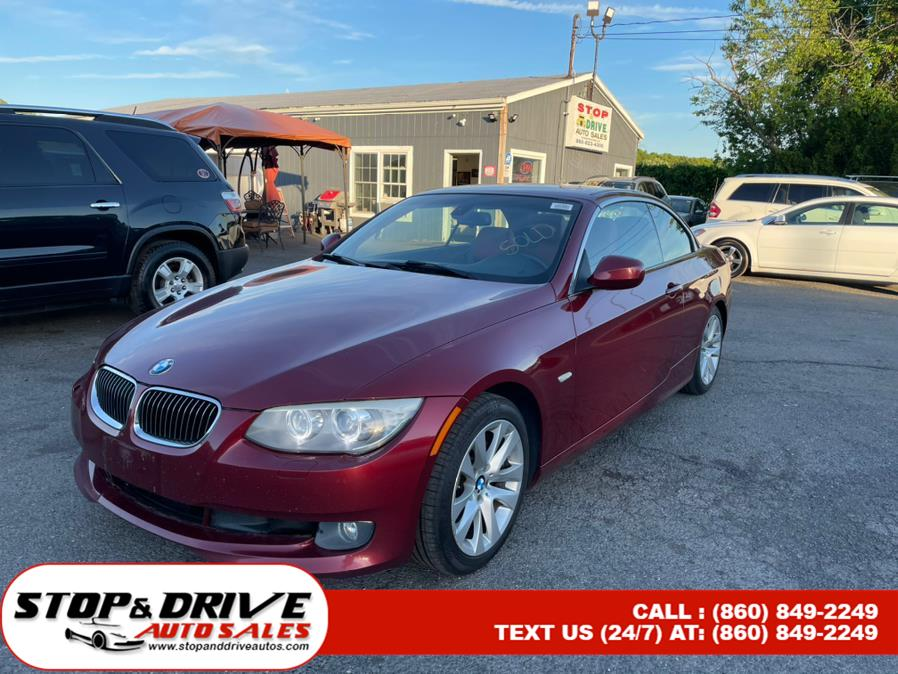Used BMW 3 Series 2dr Conv 328i 2011 | Stop & Drive Auto Sales. East Windsor, Connecticut