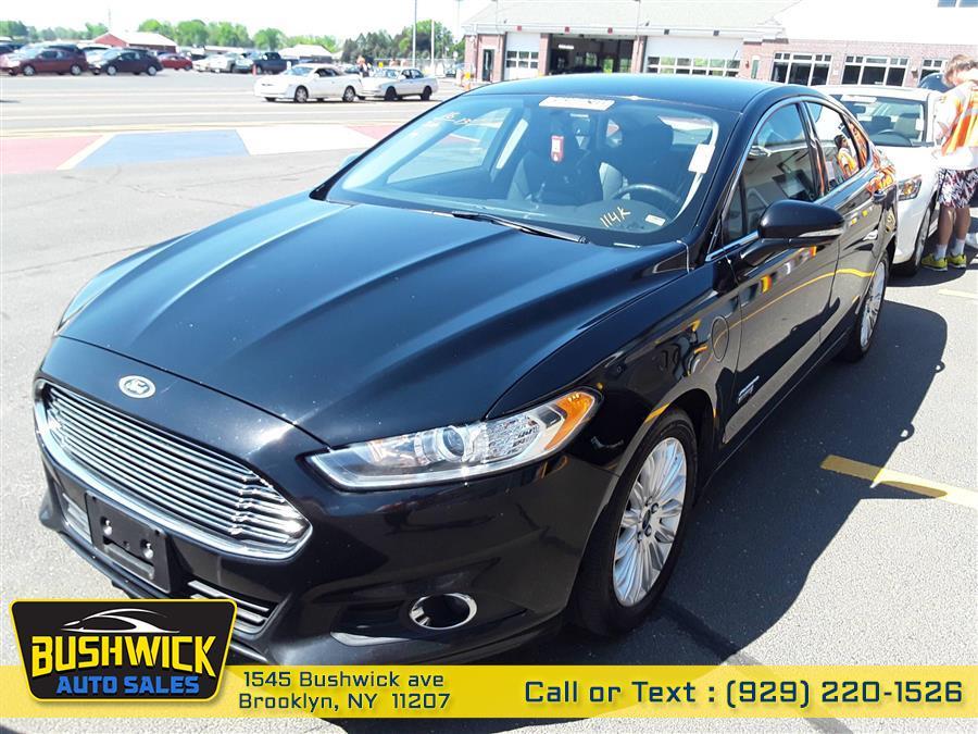 Used 2016 Ford Fusion Energi in Brooklyn, New York | Bushwick Auto Sales LLC. Brooklyn, New York