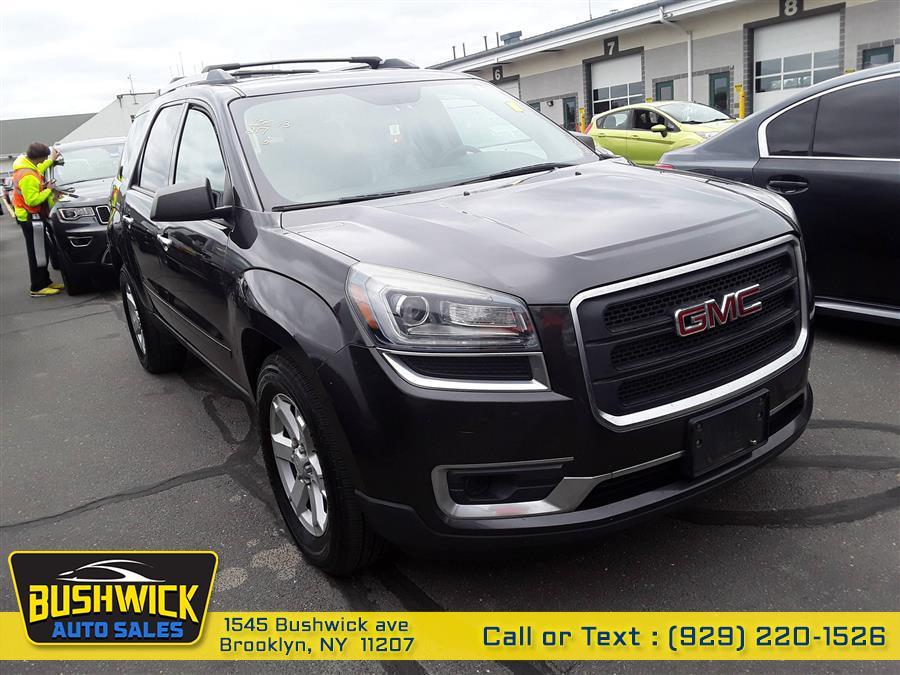 Used 2015 GMC Acadia in Brooklyn, New York | Bushwick Auto Sales LLC. Brooklyn, New York