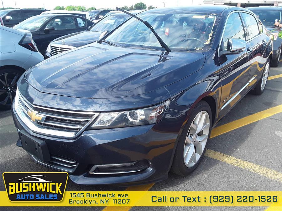 Used 2017 Chevrolet Impala in Brooklyn, New York | Bushwick Auto Sales LLC. Brooklyn, New York