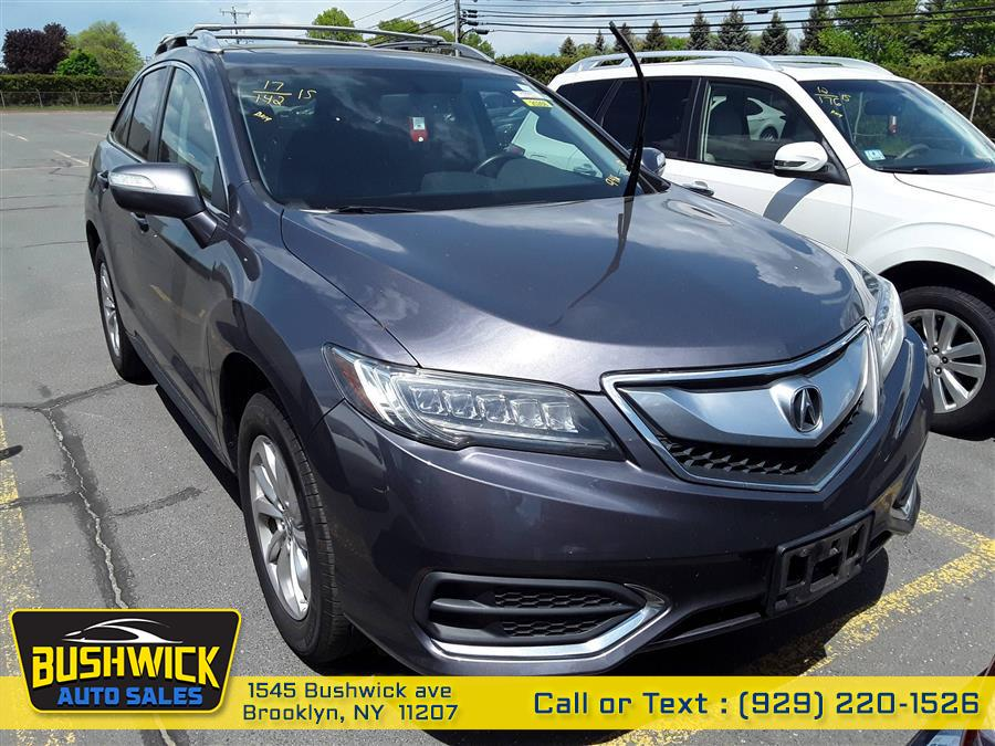 Used 2017 Acura RDX in Brooklyn, New York | Bushwick Auto Sales LLC. Brooklyn, New York