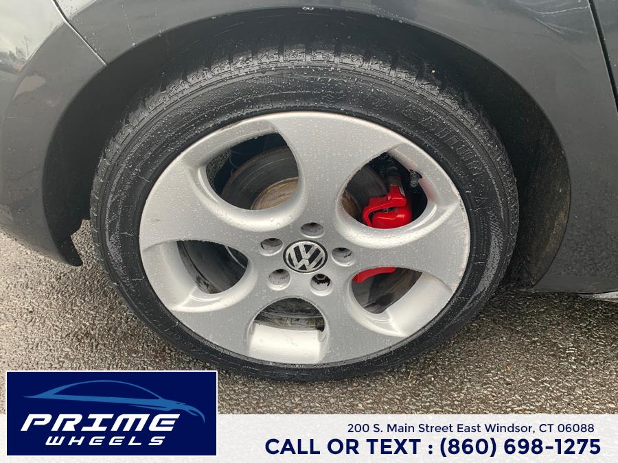 Used Volkswagen GTI 4dr HB Man PZEV 2010   Prime Wheels. East Windsor, Connecticut