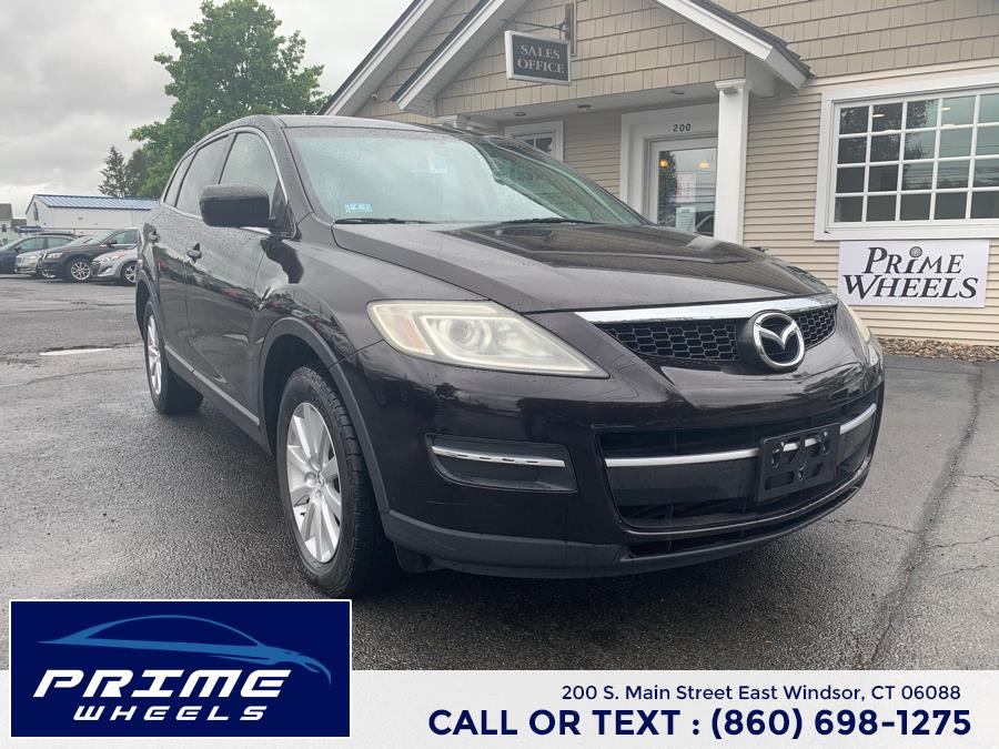 Used 2008 Mazda CX-9 in East Windsor, Connecticut | Prime Wheels. East Windsor, Connecticut