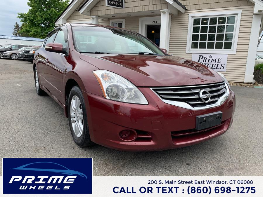 Used 2010 Nissan Altima in East Windsor, Connecticut | Prime Wheels. East Windsor, Connecticut