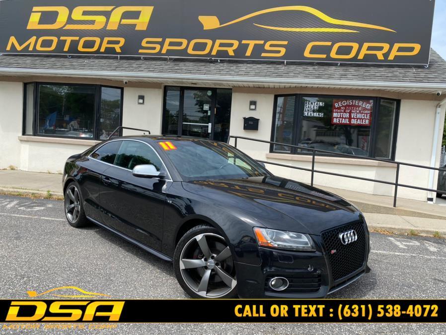Used Audi S5 2dr Cpe Man Prestige 2011 | DSA Motor Sports Corp. Commack, New York