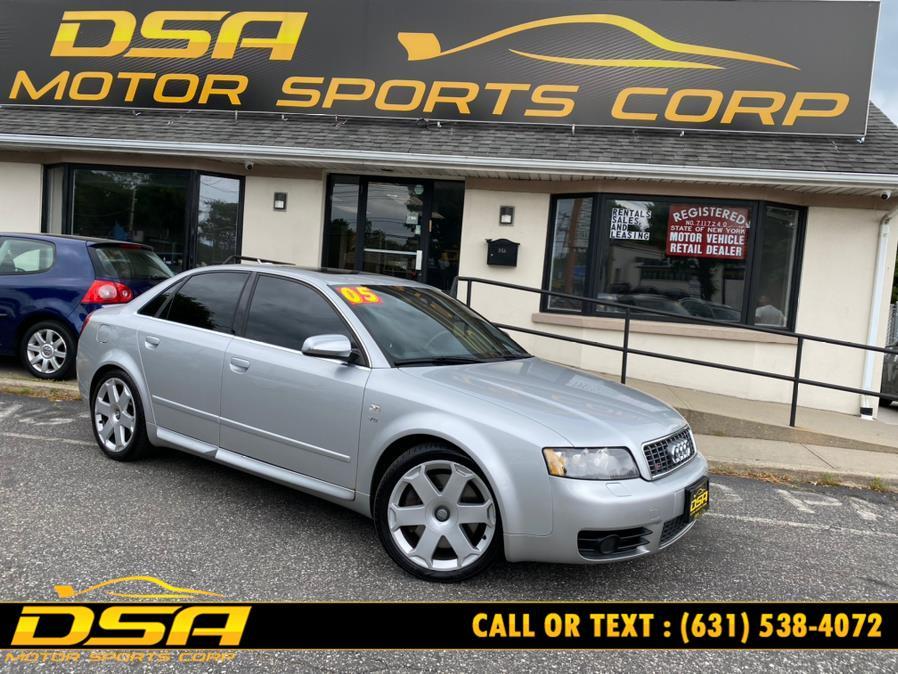 Used 2005 Audi S4 in Commack, New York | DSA Motor Sports Corp. Commack, New York