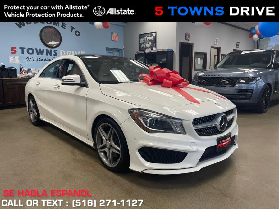 Used Mercedes-Benz CLA-Class 4dr Sdn CLA 250 4MATIC 2015   5 Towns Drive. Inwood, New York
